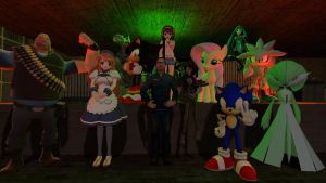 Cheers - 60 subscriber party by jrc1120