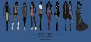 Revenge Collection Final by MadStar