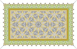 Islamic Architectural Art 02 by Al-Kabeer