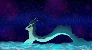 On the Edge of Stars by ConstellationChild