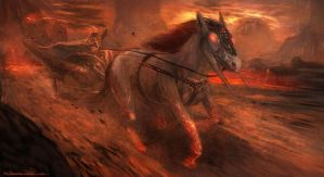 Nemesis Chariot Design by Ranoartwork