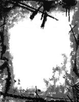 Horror Frame  Brushes by alpruben