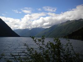 Chilliwack Lake by puffthemagicdragon77