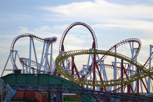 Odyssey and Millennium Coaster [1] by DingRawD