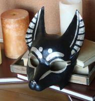 Anubis Mask 02 by nondecaf
