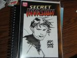 Wasp SI Cover Sketch by mmac27
