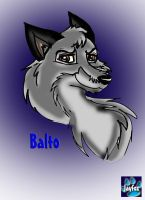 Balto the hero by jayfoxfire
