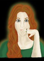 Isabeau the Red by celticfaery