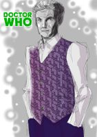 Doctor Who by wildcats25