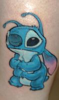 Stitch Tattoo by LilShock