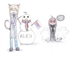 Me and Alex by Lillyanna333