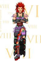 Gothic Lolita: Axel by DropletOfFire
