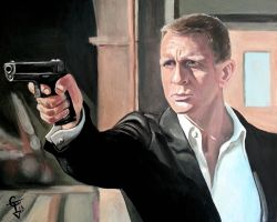 James Bond by ZomBieTOmmm