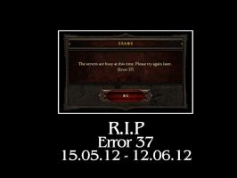 RIP Error 37 by Wishmasterok