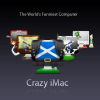 Crazy iMac vol.2 by Chozo-MJ
