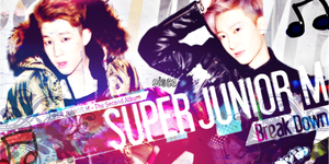 Henry + Zhoumi Break Down Wallpaper by DoctorJester