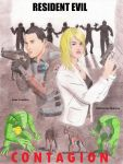 Resident Evil: Contagion by BGShepard