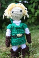 Link Amigurumi by rdekroon