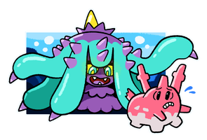 Mareanie by BillSpooks