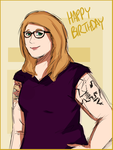 Becky Cloonan by FrenchiestToast