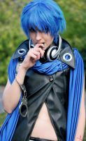 Vocaloid Kaito rock ver. 2 by HimeNami