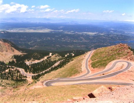Pikes Peak Drive by ImagesByLyss