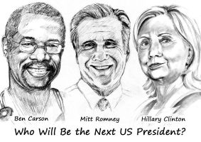 Who Will Be the Next US President by Dusty-Feather