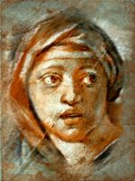 Delphic Sibyl study by SILENTJUSTICE