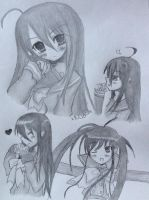 Shana, Shana Everywhere by mimi-chanXx
