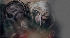 Arthas plurk layout. by sindoreii
