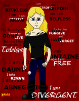 Tris from Divergent by Dawnfire2025