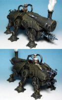 The Galvanic Warthog by Spielorjh
