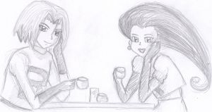 Tea Time by HermioneHouse