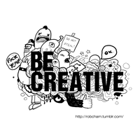 Be Creative by RobCham