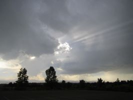 6-28-2013 Longmont, Colorado: Sun Rays by eon-krate32