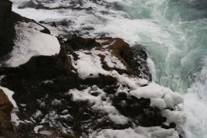 Water and Ice by Indiliel