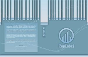 DVD cover - RunLabel by Albiona