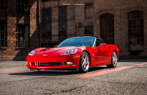 Red C6 by AmericanMuscle