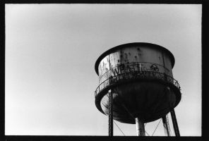 water tower by cantrembrto4getu