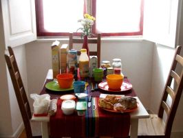 Breakfast for Two by Vivannie