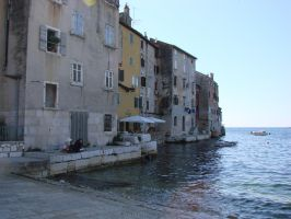 Rovinj houses by raff34