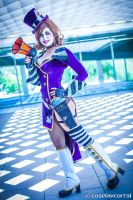 Mad Moxxi Cosplay: Hey Sugar! by Khainsaw