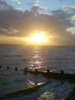 Southend Sunset by MrMagoo666