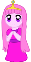 Chibi Princess Bubblegum by CardcaptorKatara
