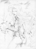 starfire by Hique by Ed-Benes-Studio