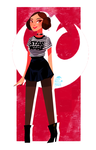 Modern Rebel by AninhaT-T