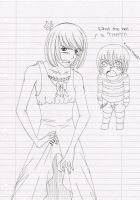 Mello 'What the hell?' -Sketch by ThEsI-HellZ-No