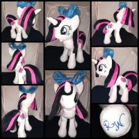 MLP 13in Mare OC 'Heart Stitches' Test Pony by RubioWolf