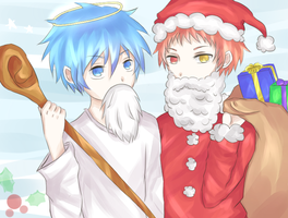 Merry Christmas~ by Charichuu