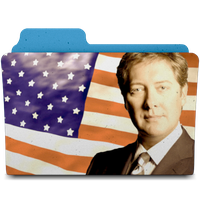 Boston Legal Folder Serie TV Icon patriot version by AnxoX